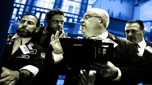 Stocks Dip Monday as Tech Leads Wall Street Slightly Lower