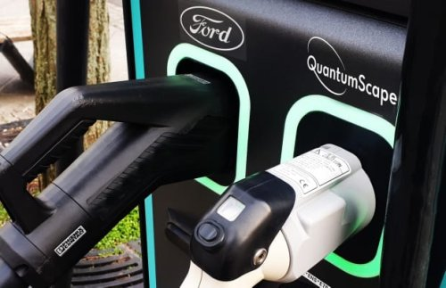 Ford Stock Rises on EV Battery-Recycling Deal With Redwood