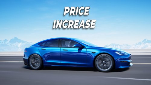 Tesla Raises Prices Again - Here Are the Changes