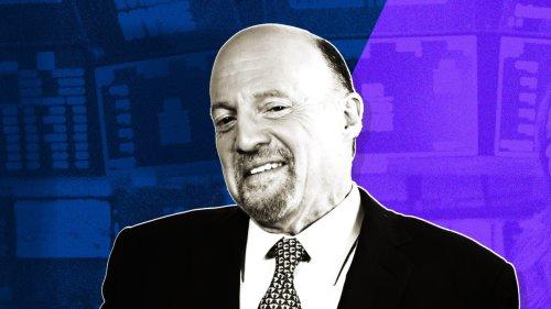 LIVE: Jim Cramer on Disney, Coinbase, Plug Power, Markets Friday