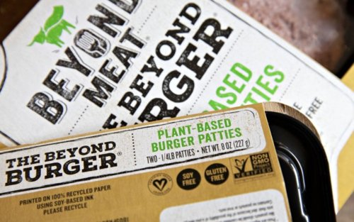 Beyond Meat Surges On Deal To Triple Burger Distribution In Walmart Stores