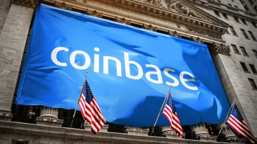 Coinbase Tops $100 Billion on Debut: Jim Cramer Says It's The Real Deal