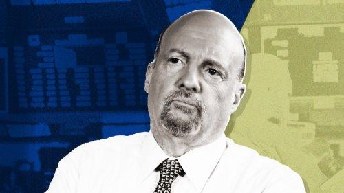 LIVE: Jim Cramer on Jobs Report, Economy, DraftKings, Square