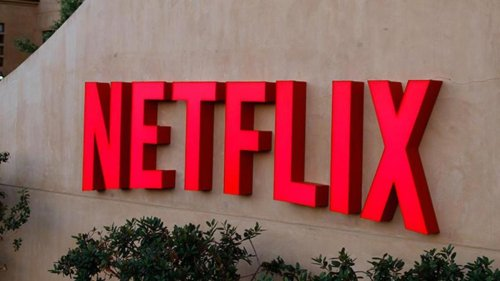 Waiting for the Rebound in Netflix Stock: Chart
