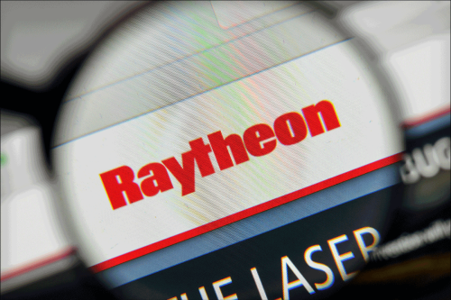 Raytheon Trades Higher After Profit and Revenue Beats and Raised Guidance