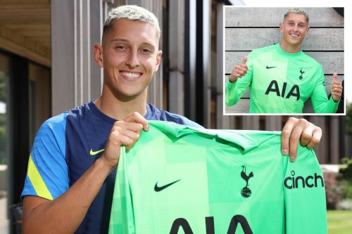 Tottenham sign goalkeeper Pierluigi Gollini from Atalanta on season-long loan deal with view to permanent transfer