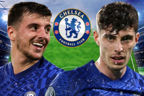 How Chelsea could look against Norwich with NO striker after injuries to key duo