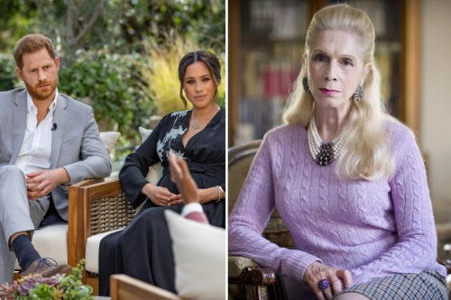 Harry is 'dumping' on royal family and 'violating their privacy', claims Lady C