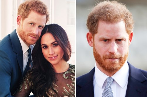 Harry revealed he 'aches to be someone else' months before Meg engagement