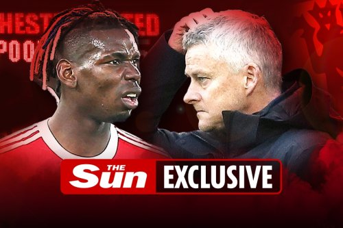 Furious Pogba snubbed Solskjaer after Liverpool loss and shelves contract talks