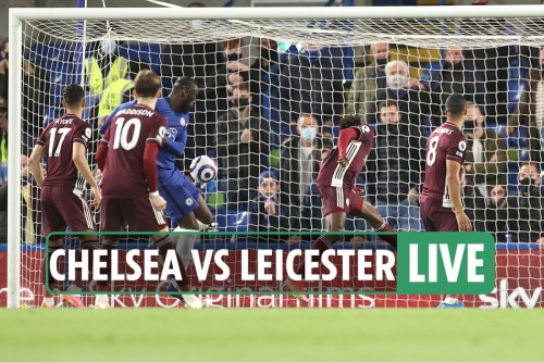 Chelsea vs Leicester: Live stream, TV channel, team news and kick-off time