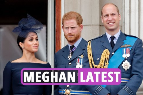 Meghan fans all saying same thing about William's incredible gesture to Harry