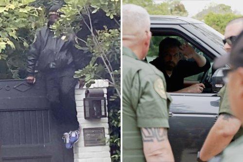Ben Affleck calls cops after intruder 'attempts to break into' $20M LA mansion