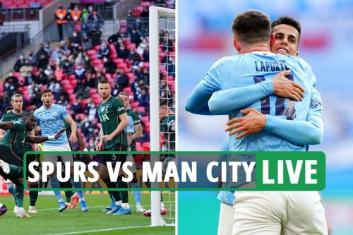 Tottenham vs Man City LIVE: Follow all the action from Carabao Cup final