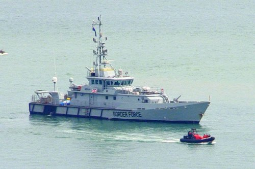 Rishi Sunak confirms millions for Navy cutters to crackdown on illegal migrant