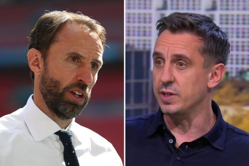 Southgate is England's 'biggest asset' at Euro 2020, claims Neville after win