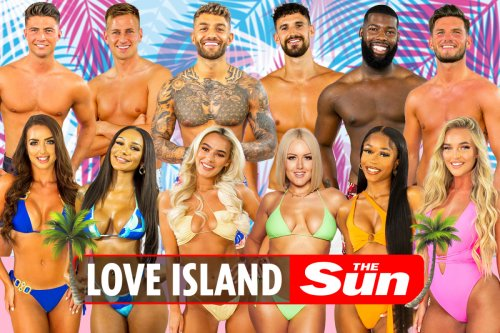 Casa Amor's full line up revealed - as one of them tries to split Jake & Lib