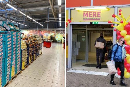 Supermarket known as 'Russia's Lidl' and 30% cheaper is opening four UK stores