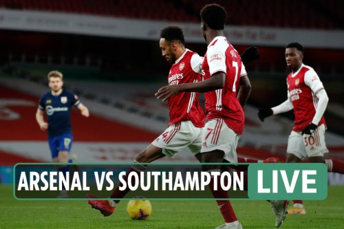 Arsenal vs Southampton FREE: Live stream, TV channel, kick-off time and teams