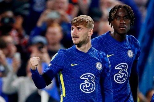 Chelsea 1 Aston Villa 1 (4-3 pens): Kepa saves again in shootout for Blues