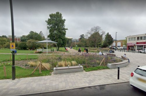 Girl, 1, 'snatched from park' and woman 'pushed' as man, 28, arrested