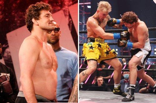 Ben Askren dubbed a 'fat slob' after brutal Jake Paul KO loss by Stephen A Smith