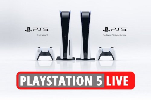 PS5 stock LIVE – AMAZON consoles to drop THIS MORNING & Argos next week