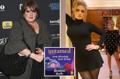 Adele reveals the book that stopped her from being 'stressed and dishevelled'