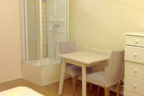 Studio flat in sought-after location up for rent - but something's missing
