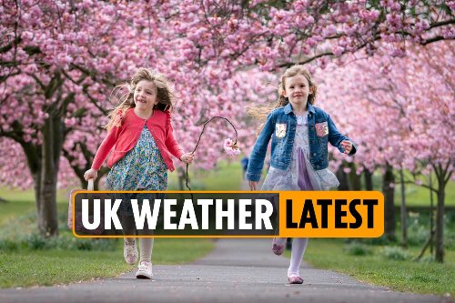 20C Mini-heatwave expected tomorrow as yellow rain warning issued until midnight