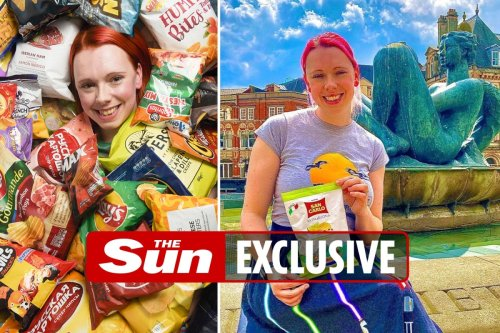 Crisp fanatic reveals her favourite flavour - do you agree with her?