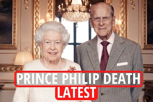Prince Philip death - Latest news and live updates as Duke passes away aged 99