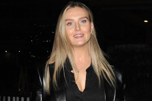 Little Mix's Perrie looks incredible on date night 8 weeks after giving birth