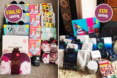 Mums share epic hauls as Boots reduces gift sets by 90 per cent in flash sale