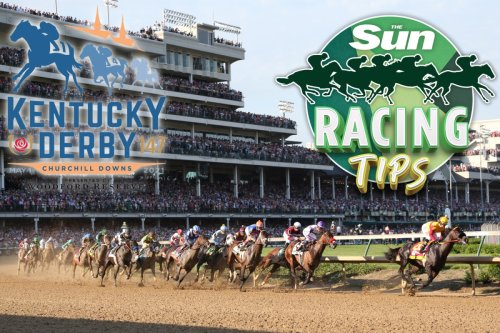 Templegate picks his 1-2-3 for the Kentucky Derby at at Churchill Downs