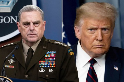 Gen Milley feared WWIII with China as he defends 'treasonous' secret calls