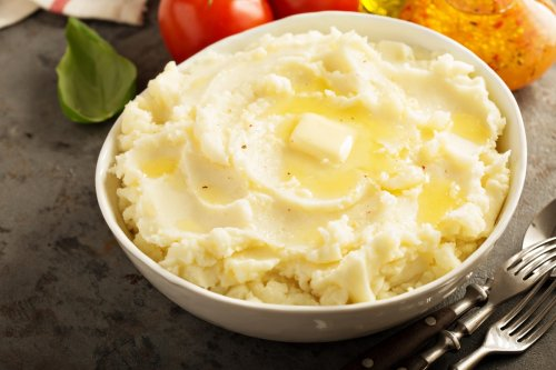 You've been making mashed potato wrong...this way gets the perfect creamy mash without the faff