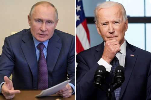 Biden's sanctions on Russia 'could spark full-scale invasion of Ukraine'