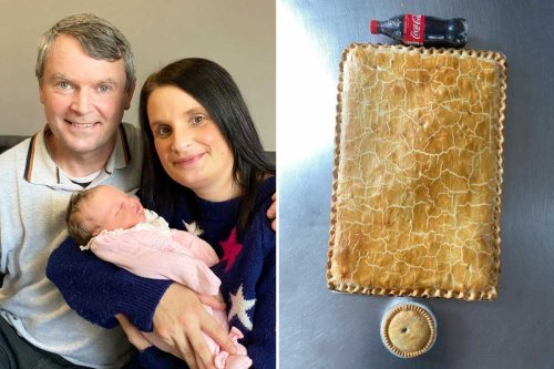 Britain's biggest family the Radfords expand pie business with huge new premises