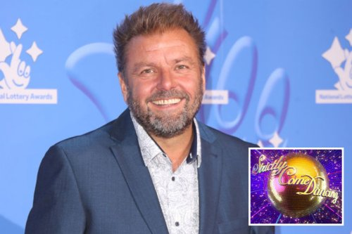 HUTH's Martin Roberts slams Strictly bosses for 'refusing' to take his calls