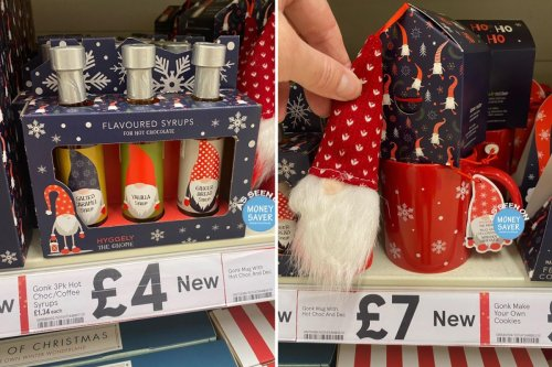 Tesco launches new range of festive gonks - and you're going to want them all
