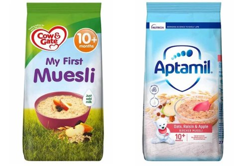 Baby food recalled after fears they could contain 'killer' apple stalks