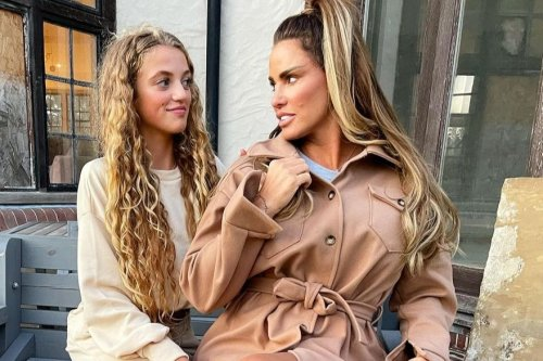 Katie Price fans blown away and claim Princess, 14, looks more like her SISTER