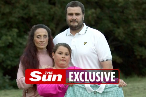 Mum says sporty daughter put on weight in lockdown & can't fit school uniform