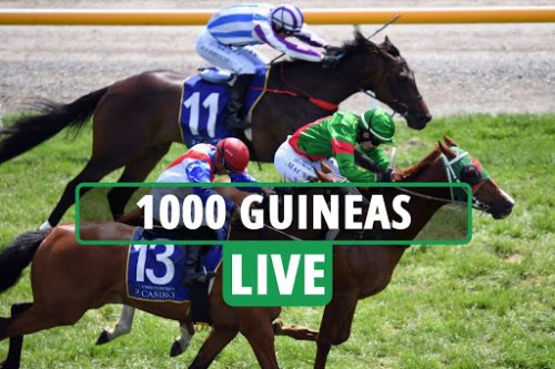 2000 Guineas LIVE: Latest updates from Newmarket
