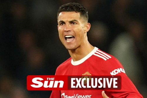 'Are you not ASHAMED?' - Ronaldo gives hairdryer treatment to Man Utd stars