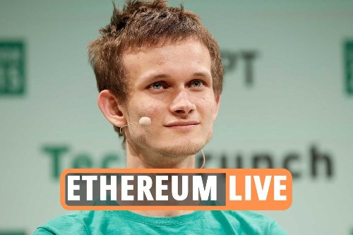 Ethereum's record price high makes cryptocurrency founder, 27, a BILLIONAIRE