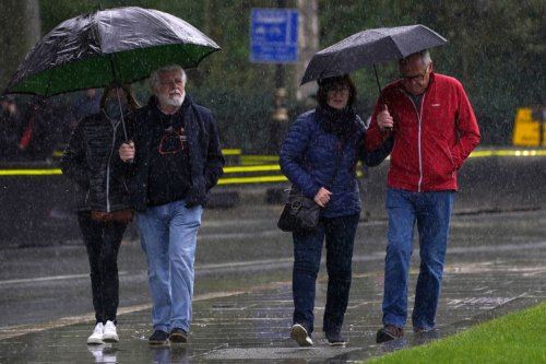 Brits face 5 days of rain from TODAY before snow hits