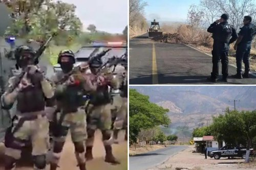 Mexico's deadliest cartel using drones laden with explosives to attack cops