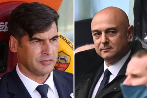 Paulo Fonseca 'confident of being named Tottenham manager this week'